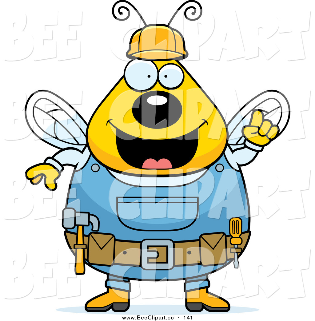 royalty free cartoon stock bee designs page 2