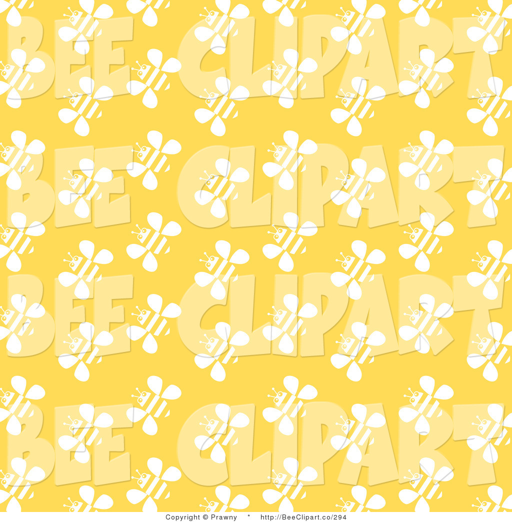 Yellow and white pattern background - photo#27